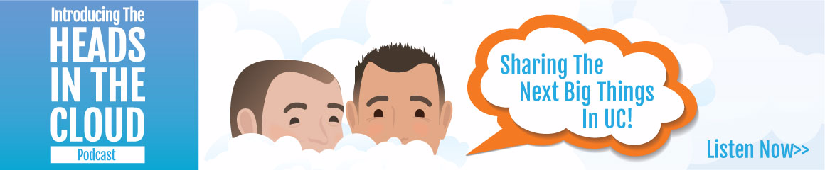 Heads In The Cloud Banner