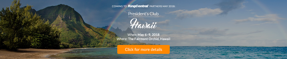 President's Club 2017 Hawaii