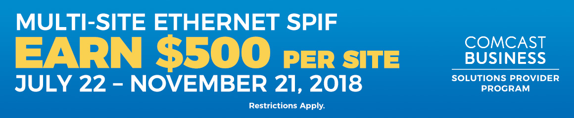 Business Ethernet SPIF 7/22-11/21