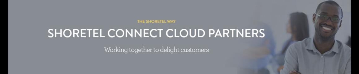 ShoreTel Connect Cloud Partners