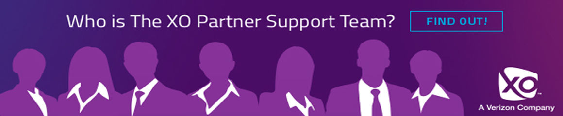 XO Partner Support Infographic