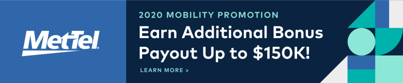 MetTel Mobility Promotion