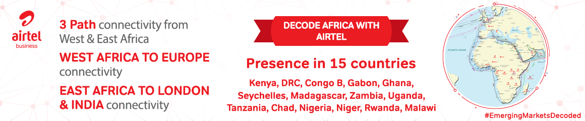 Decode Africa with Airtel