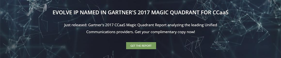 CCaaS Magic Quadrant