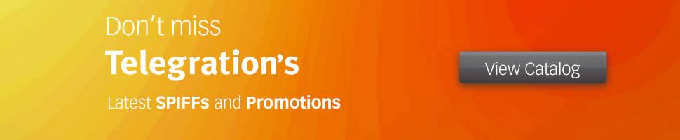TelePortal spiff & Promotion