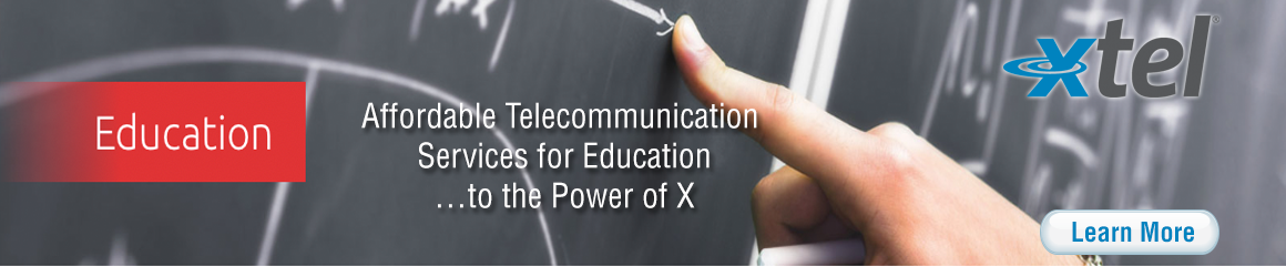 Xtel Education Banner 1
