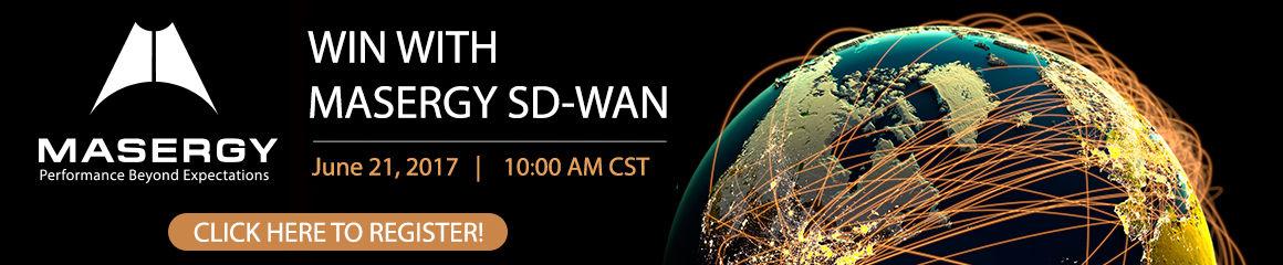 Win with SD WAN Webinar