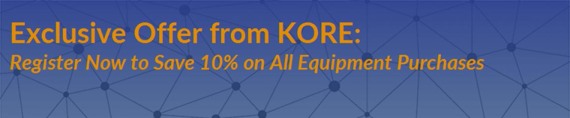 10% Discount - WTG