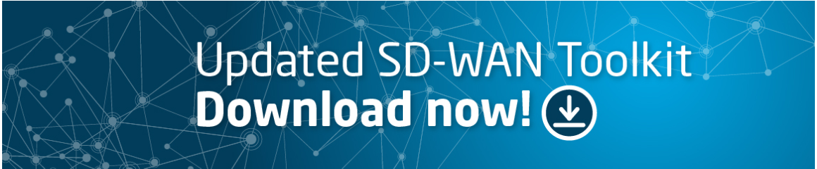 Updated SD-WAN Toolkit