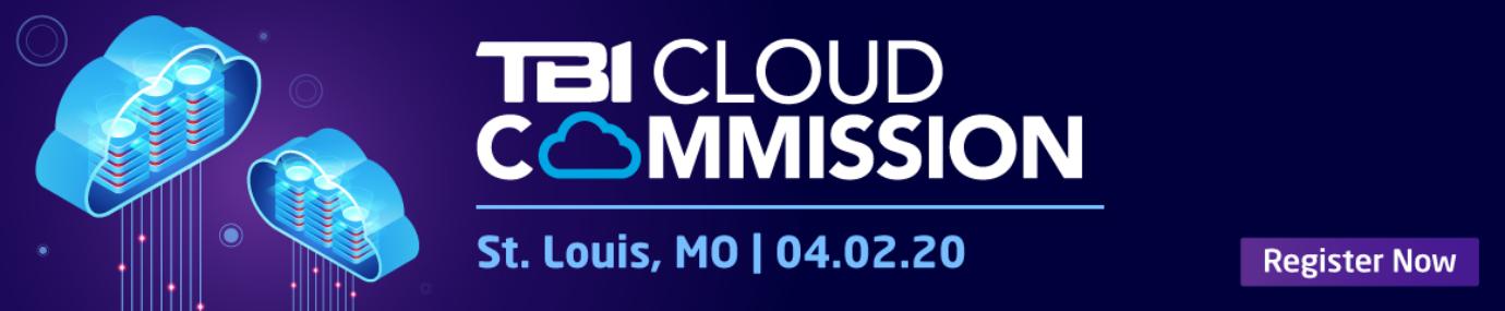 TBI St. Louis Cloud Commission