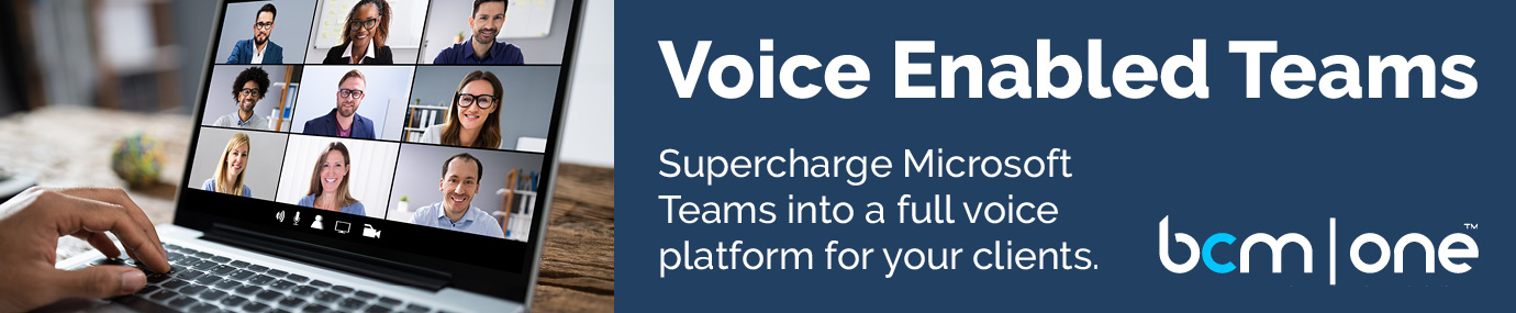 Voice Enabled Teams