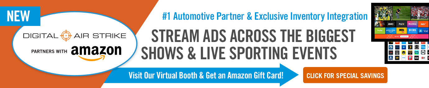 Partner with Digital Air Strike for Amazon Streaming Ads