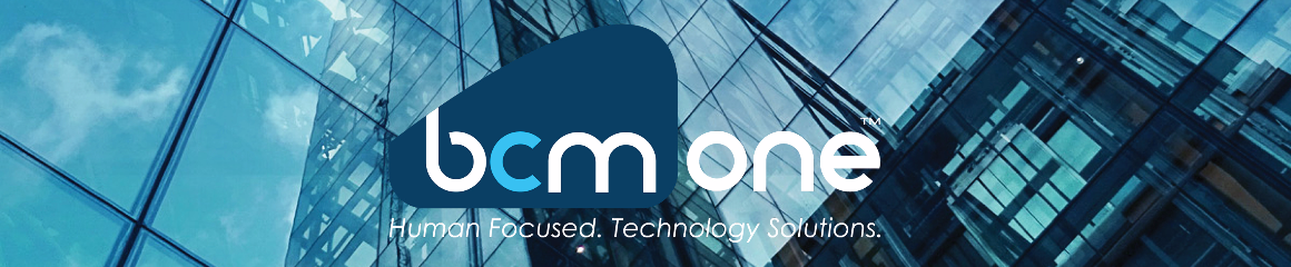 BCM One Banner