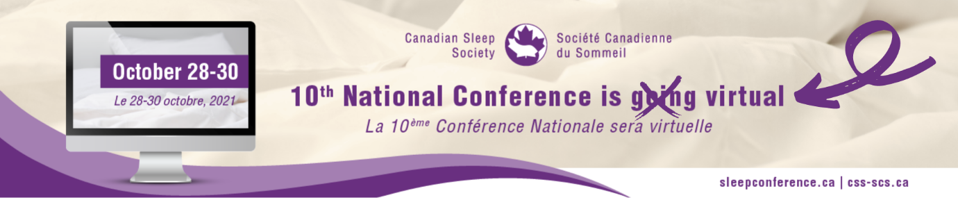 Virtual conference banner