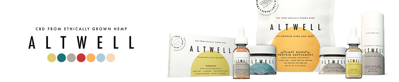 Altwell Logo and Product Line