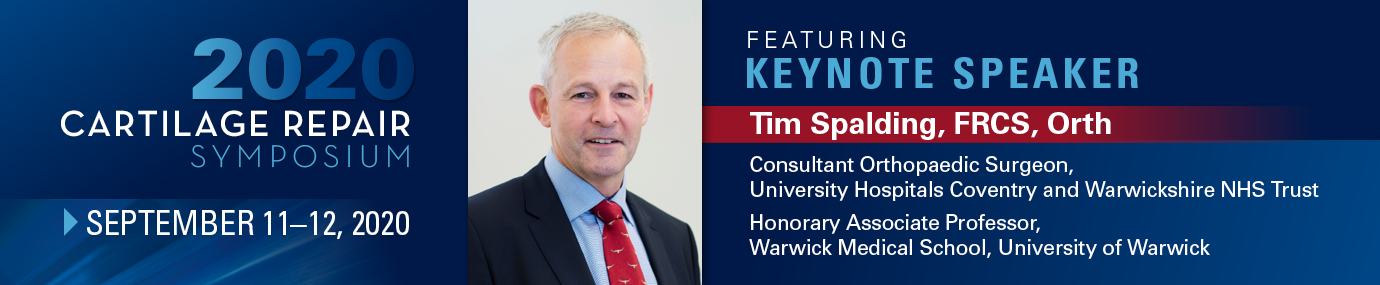 Keynote Speaker Tim Spalding