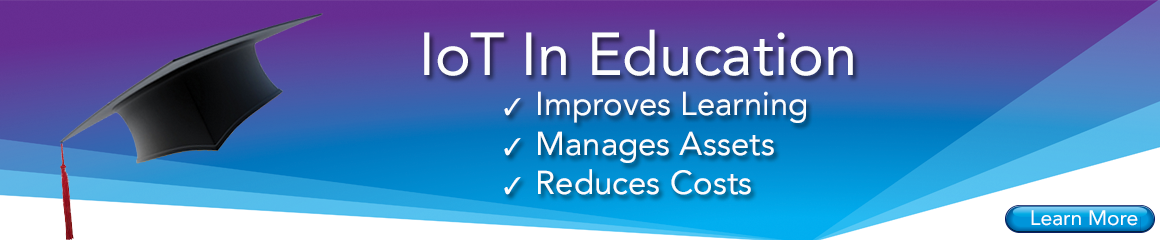 IoT For Education banner