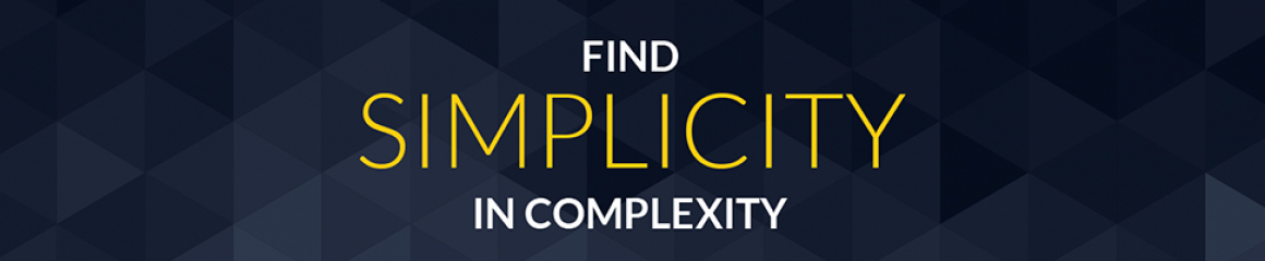 Find Simplicity in Complexity