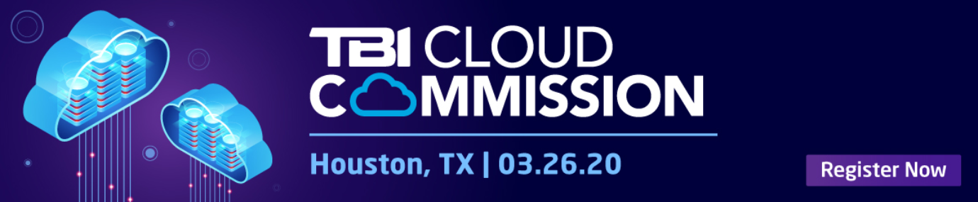 TBI Houston Cloud Commission