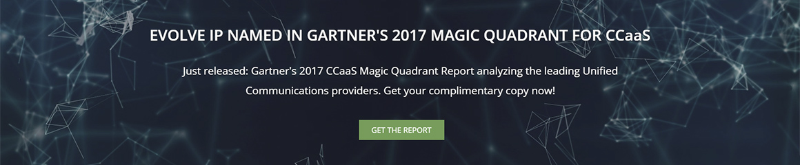 CCaaS Magic Quadrant