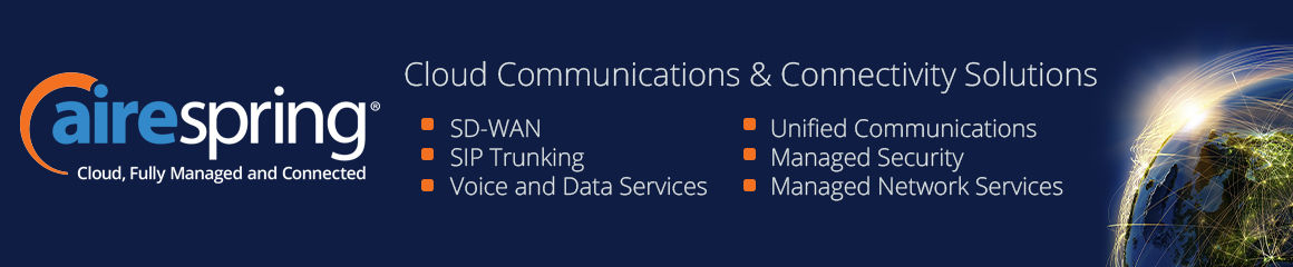AireSpring Cloud Communications and Managed Connectivity