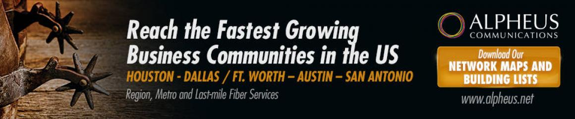 Reach the Fastest Growing Cities