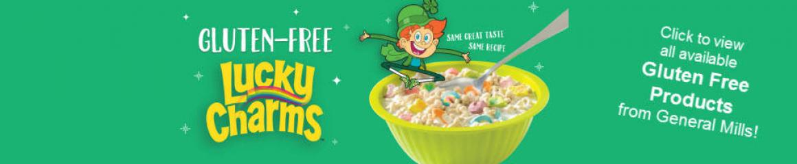 Gluten Free Lucky Charms Now Available!