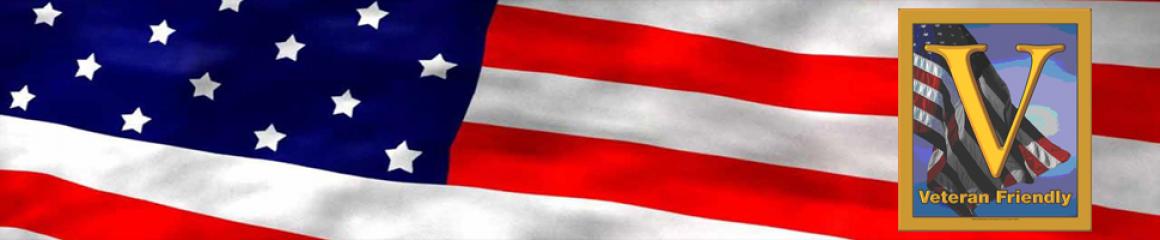 Veteran Friendly Banner