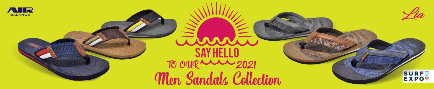 Men Sandals Collection