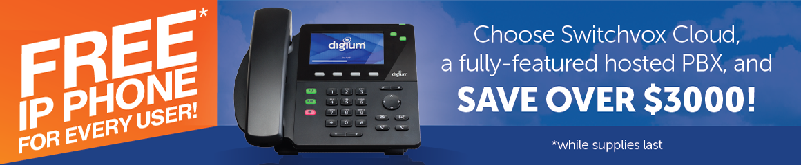 Free Digium Phone